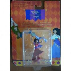 Il Gobbo di Notre Dame miniatura Esmeralda 1995