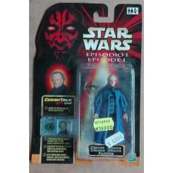 Guerre Stellari Star Wars Episodio 1 personaggio Senator Palpatine