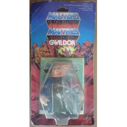 Motu Masters of the Universe Gwildor 1986