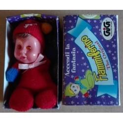 Bambola pupazzo Fiammiferino originale 3