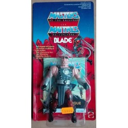 Motu Masters of the Universe Blade 1986