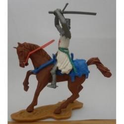 Cherilea soldatino cavaliere medievale 1/32 4