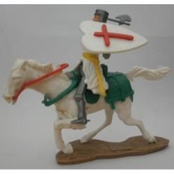 Cherilea soldatino cavaliere medievale 1/32 7