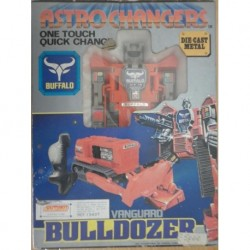 Robot Astro Changers Vanguard Bulldozer