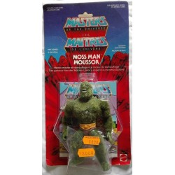 Motu Masters of the Universe Moss Man 1984