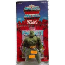 Motu Masters of the Universe Moss Man 1984