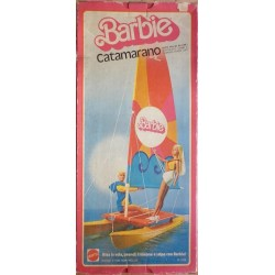 Barbie Catamarano 1975