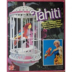 Barbie pappagallo Tahiti 1985