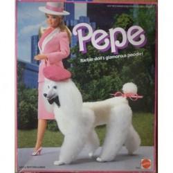 Pepe il cane di Barbie 1984