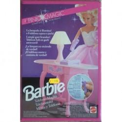 Barbie mobili brillanti Telefono magico 1991