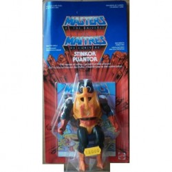 Motu Masters of the Universe Stinkor Puantor 1984