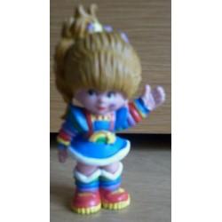 Iridella Rainbow Brite miniatura PVC 1983