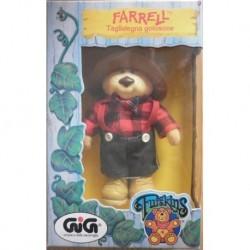 Furskins pupazzo Farrell taglialegna golosone 1986