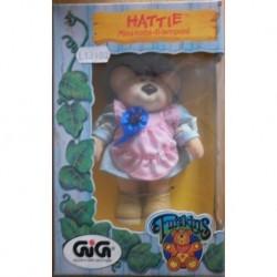Furskins pupazzo Hattie miss torta di lamponi 1986