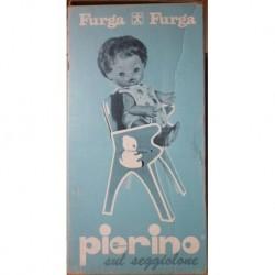 Furga bambola bambolotto Pierino sul seggiolone