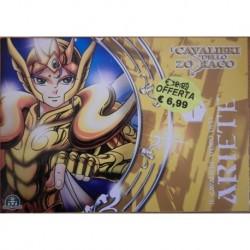 Cavalieri dello Zodiaco serie oro Ariete
