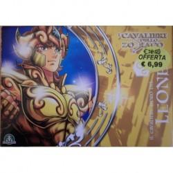 Cavalieri dello Zodiaco serie oro Leone
