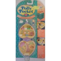 Polly Pocket il mondo dei cuccioli coniglietti 1993