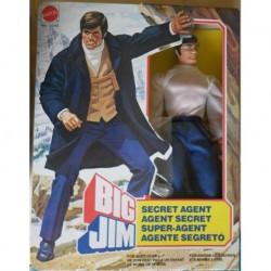 Mattel Big Jim personaggio Agente Segreto 1981