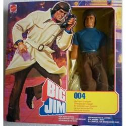 Mattel Big Jim personaggio 004 cambia faccia 1981
