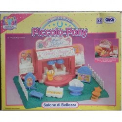 Mio Mini Pony My Little Pony Salone di Bellezza 1990