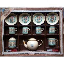 Berchet servizio da tea di Miss Petticoat