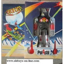 Polistil Ufobots Ufo Bots Robot 1