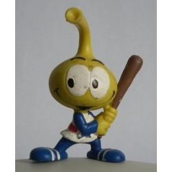 Schleich Snorky Snorkels All Star baseball 1983