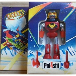Polistil Ufobots Ufo Bots Robot 3
