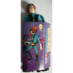 Personaggio Tadashi Capitan Harlock Herlock Albator flessibile