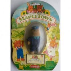 Mapletown Maple town personaggio Sceriffo Barney 1986