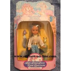 Bambola Dama Cioccabella Lady Lovelylocks Principe Cuoreforte