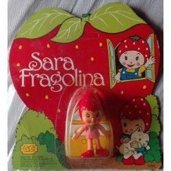 Personaggio Sara Fragolina serie Fragolandia TV 1982