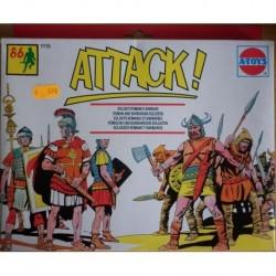 Soldatini A-Toys romani e barbari 1/72