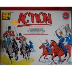 Soldatini A-Toys 1815 cavalleria inglese e polacca 1/72