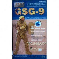 Soldato Elite Force GSG-9 Konrad