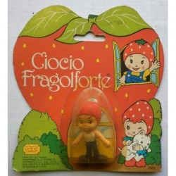 Personaggio Cioco Fragolforte serie Fragolandia TV 1982