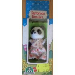 The Sylvanian Families sorella Panda 1985