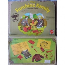 Famiglia Felice Sunshine Family Playroom Project kit 1975