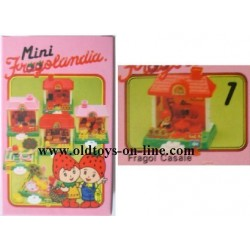 Playset Fragol Casale serie Fragolandia TV 1982
