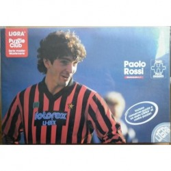 Ligra puzzle Paolo Rossi Milan