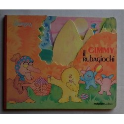 The Whimsies village - Gimmy il rubagiochi libro cartonato