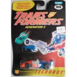 Transformers G2 Autorobot Tecnobot Sprinter 1994
