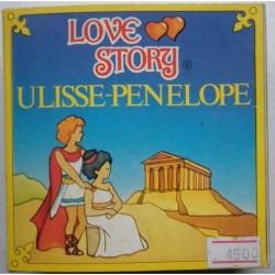 Bambole Fiba Love Story Ulisse e Penelope