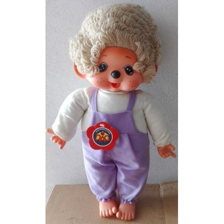 Dag Pupazzo peluche Moncicci 50 cm - Oldtoys on line