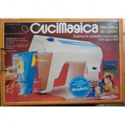 Mattel Macchina da cucire Cuci Magica 1976