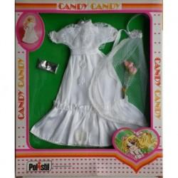 Vestito Sposa per Bambola Candy Candy