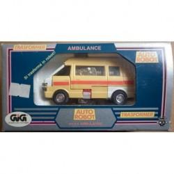 Transformers Autorobot Ambulance Ambulanza