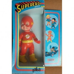 Galba Super Eroi personaggio Flash 1980