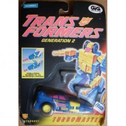 Transformers G2 Autorobot Tecnobot Rocket 1994